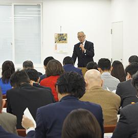 第1部 講演「東京Xデー その時、何が起こるのか?」 講演①:「自助」... みなと危機管理シン